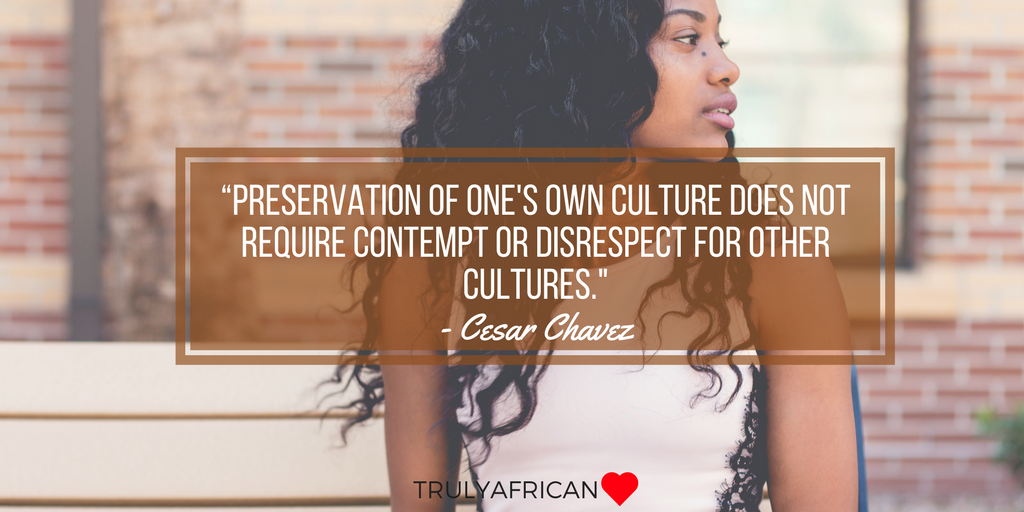 Cesar Chavez quote about respecting other cultures